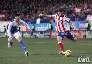 Siqueira fue expulsado y se perderá el partido contra el Sevilla