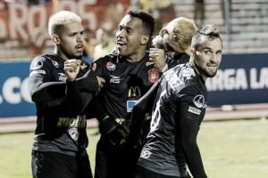 Caracas Fútbol Club clasifica a los octavos de la Copa Sudamericana 2018