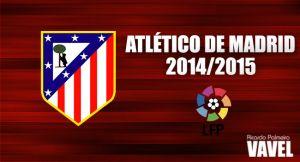Atlético de Madrid 2014/15: la historia se escribe partido a partido