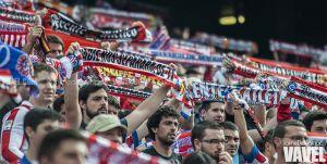 El Atlético aumenta un 35% la venta de entradas respecto a la temporada pasada