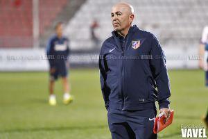 Marina se hace cargo del filial del Atlético a la espera de encontrar un entrenador