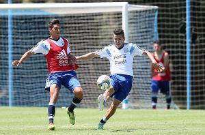 Ángel Correa jugará el Sudamericano Sub-20