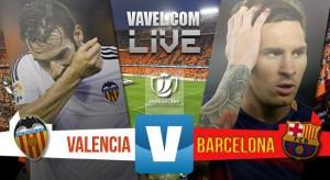 Resultado Valencia CF - FC Barcelona en Copa del Rey 1-1