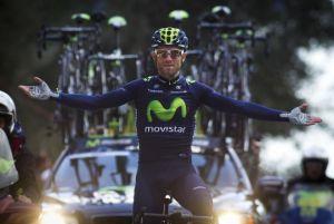 Giro di Catalogna, seconda tappa: sprint vincente di Valverde