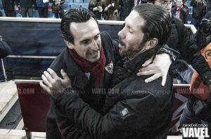 Simeone y Emery: duelo de estrategas