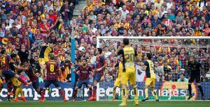 El Atlético de Madrid pone a prueba la solidez aérea del Barça