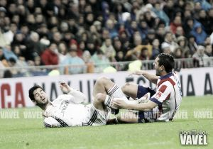 El Atlético de Madrid es el quinto equipo que más faltas recibe en Liga