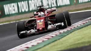 Vettel domina en Suzuka