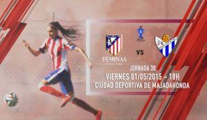 Atlético Feminas - Fundación Cajasol: despedida a lo grande