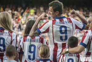 El Atlético de Madrid ya tiene a su '9': Mario Mandzukic