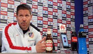 """Simeone: """"El desafío lo tenemos entre nosotros como grupo"""""""