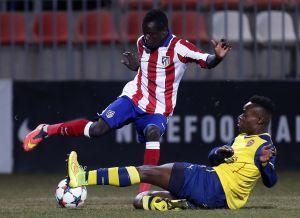 El Atlético jugará los cuartos de la UEFA Youth League el 10 de marzo contra el Chelsea