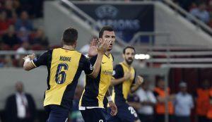 Mandzukic jugará con una máscara personalizada contra la Juventus