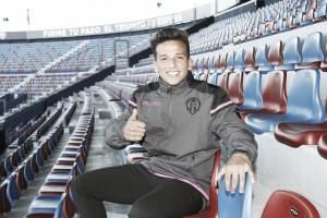 Zaka abandona el Atlético B y ficha por el Levante