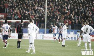 El Real Madrid solo ha estado 7 minutos por delante en el marcador contra el Atlético