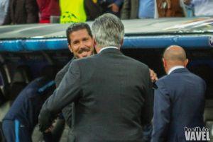 """Simeone: """"Le digo a los hinchas del Atlético que se sientan felices y orgullosos"""""""