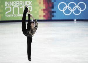 """Michael Christian Martínez: la cara """"b"""" de Sochi"""
