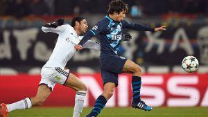 El hombro vuelve a jugar en contra de Óliver Torres
