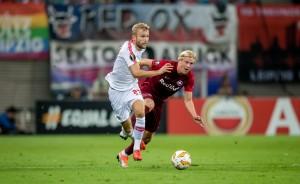 Europa League, i risultati delle gare delle ore 21: il Salisburgo vince il derby targato Red Bull