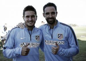 Raúl García, Juanfran y Koke repiten convocatoria con la Selección