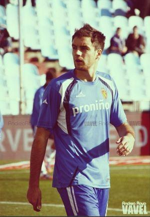 Raúl Goni ficha por el Real Zaragoza B