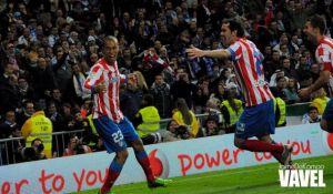 Miranda - Godín: el mejor ataque del Atlético de Madrid