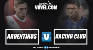 Previa Argentinos Juniors - Racing: Por la primera victoria