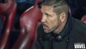 Simeone alcanza los 400 partidos como entrenador