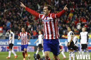 El Atlético de Madrid nombra a Godín como tercer capitán