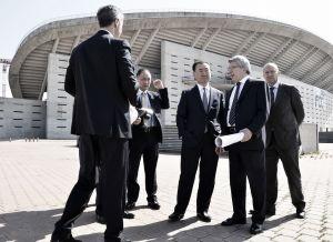 Asia conquista el territorio indio del Atlético de Madrid