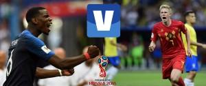 Mondiali - Francia-Belgio, una semifinale stellare ai raggi x