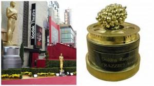 Actores que son nominados al Oscar y hacen su peor papel en el mismo año