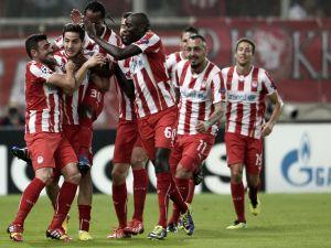 El letargo del Olympiakos contra los equipos españoles