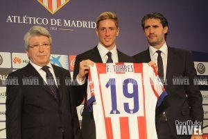 """Fernando Torres: """"Me quedan muchas cosas por ganar y lo intentaré en el Atlético de Madrid"""""""