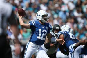 Abultada victoria de Colts sobre unos Jaguars que siguen sin rumbo en la liga
