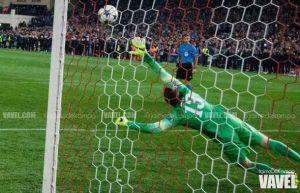 El Atlético de Madrid echa el cerrojo en la Champions League