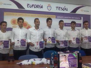 Jesús Sánchez, Pablo Ortiz, Casas y Olivares formarán parte del primer equipo
