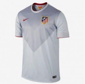 El Atlético de Madrid vestirá de color gris en la segunda equipación