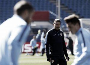 Simeone resuelve su duda: Siqueira jugará en el lateral izquierdo