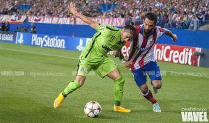 El Atlético de Madrid es el equipo de la Champions que más faltas sufre