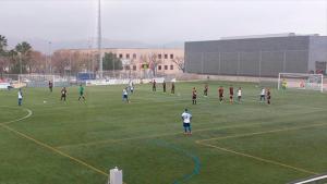El Sabadell B vence con un registro histórico en Sant Feliu