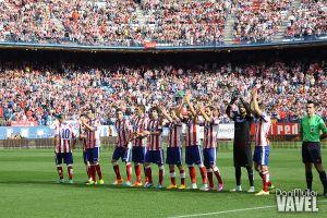 Atlético de Madrid - Espanyol: puntuaciones del Atleti, jornada 9