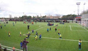 El Atlético de Madrid contará con una Academia de Fútbol en Alcalá