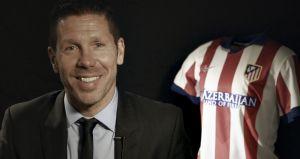 """Simeone: """"La camiseta del Atlético de Madrid está por delante de cualquier rival"""""""