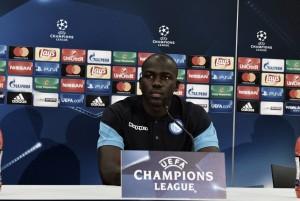 """Nizza-Napoli, parola a Koulibaly in conferenza stampa: """"Dobbiamo fare la nostra partita e passare il turno"""""""