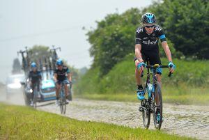 Tour de France, 5° tappa: incubo pavè