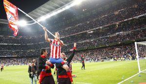 El Atlético gobierna Madrid