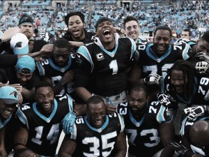 Así llegan los Carolina Panthers al Super Bowl 2016