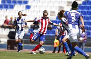 El Atlético Féminas cae en la tanda de penaltis y no jugará la final de la Copa de la Reina