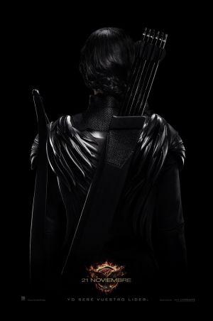 Nuevo teaser póster de'Los juegos del hambre: Sinsajo I'